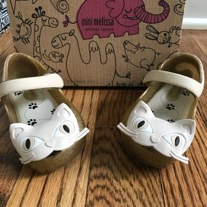 Baby Girl Authentic Mini Melissa Shoes